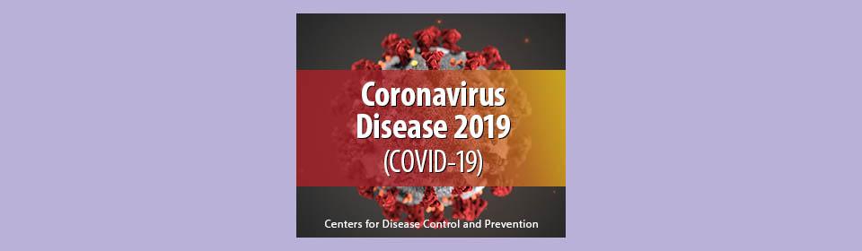 Coronavirus-badge